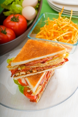 Stacked Networking: a Network Sandwich?